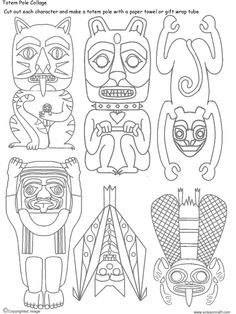 totem drawing at getdrawings com free for personal use totem