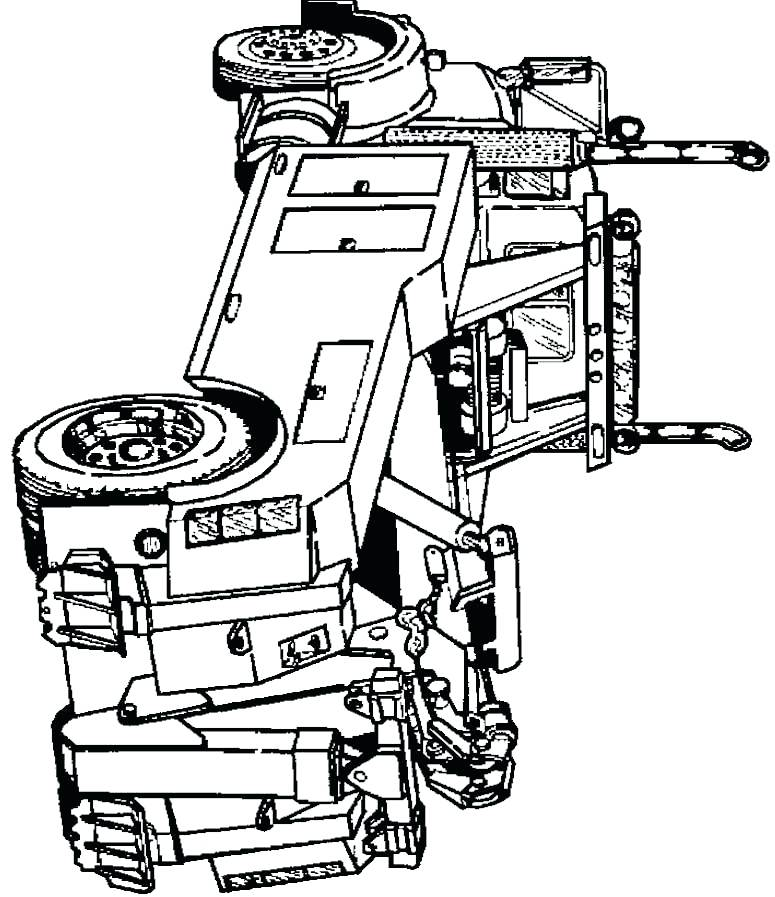 Tow Truck Drawing At Getdrawings Free Download