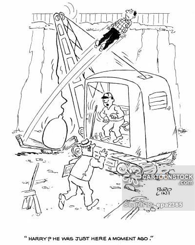 400x501 Crane Drivers Cartoons And Comics