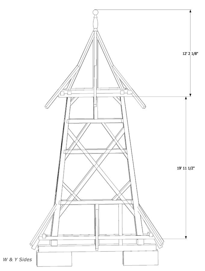 681x900 Polish Bell Tower Handshouse Studio