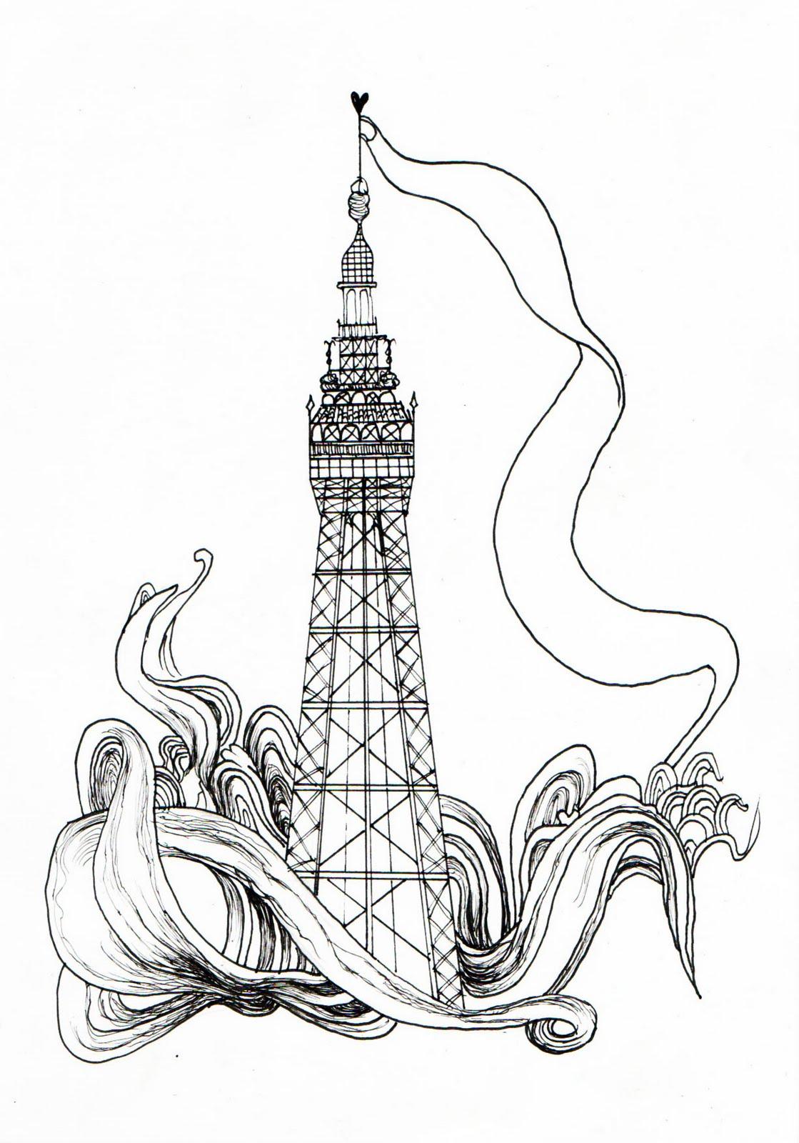 1119x1600 John Chamberlain Is Here Illustration For Music Magazine Rhubarb Bomb