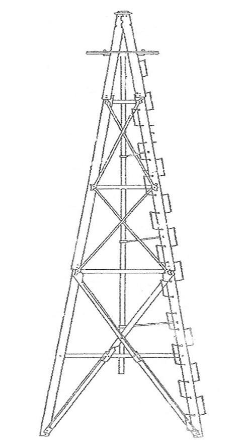 469x871 Windmill Steel Towers