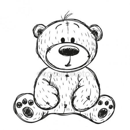 450x450 Teddy Bear Stock Vectors, Royalty Free Teddy Bear Illustrations