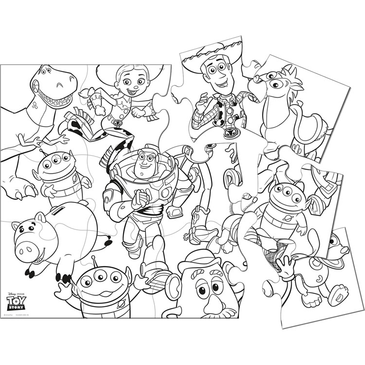 Toy Story 3 Drawing at GetDrawings | Free download