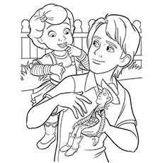Toy Story Characters Drawing at GetDrawings | Free download