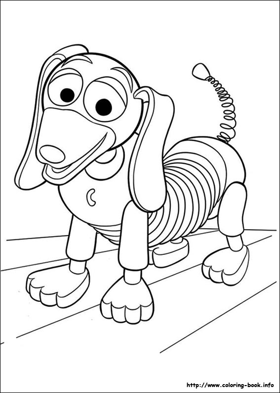 567x794 Toy Story 3 Characters Coloring Pages Preschool To Snazzy Draw