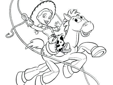 440x330 Toy Story Characters Coloring Pages Coloring Page Toy Story
