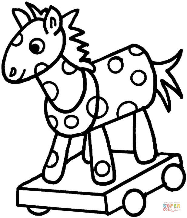617x720 Jack In The Box Toy Coloring Page Free Printable Coloring Pages