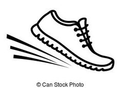 236x173 Bing Free Clip Art Running Shoes Running Running Shoe Vector