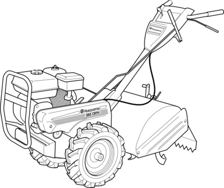 438x368 Vector Tractor For Free Download About (10) Vector Tractor. Sort