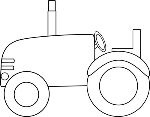 Tractor Drawing