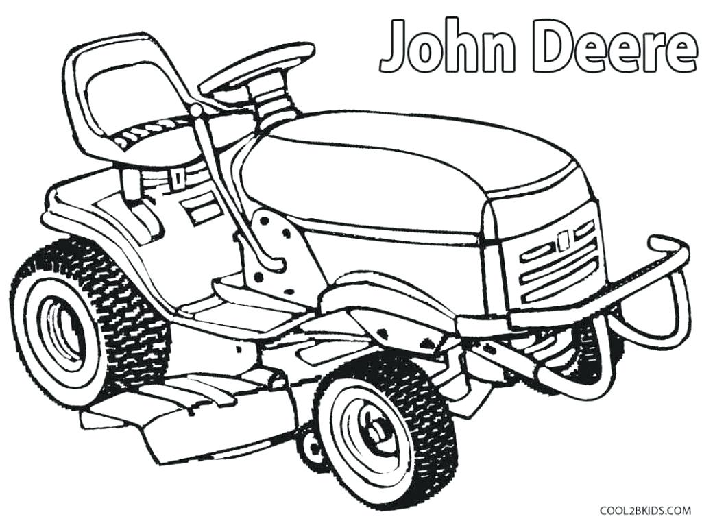1024x760 Tractor Coloring Pages Amazing Tractor Coloring Page Image