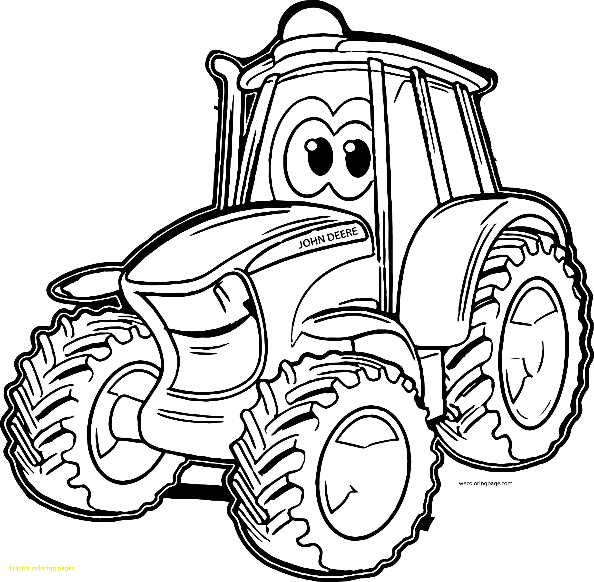 2437x2387 Tractor Coloring Pages Top 25 Free Printable Online Unknown