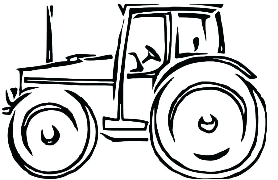 901x583 Tractor Coloring Pages Printable Printable Coloring Pages