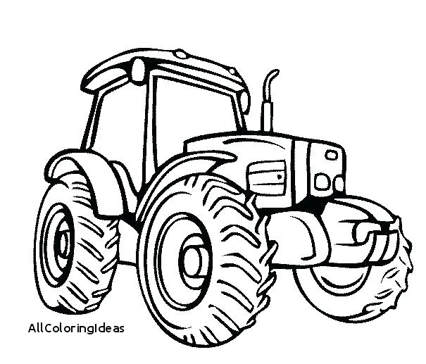 Line Drawing Tractor : Tractor line drawing at getdrawings free for