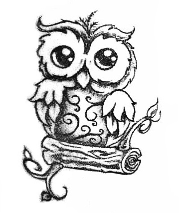 Traditional Owl Drawing At Getdrawings Com Free For Personal Use