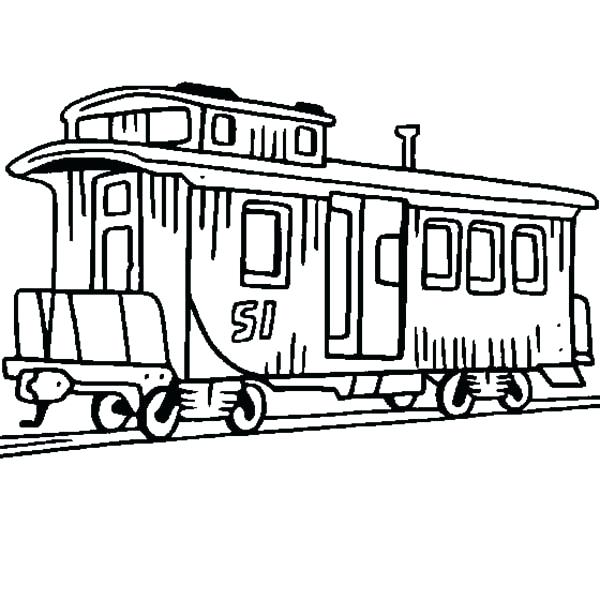 600x600 The Little Engine That Could Coloring Pages For The Little Engine