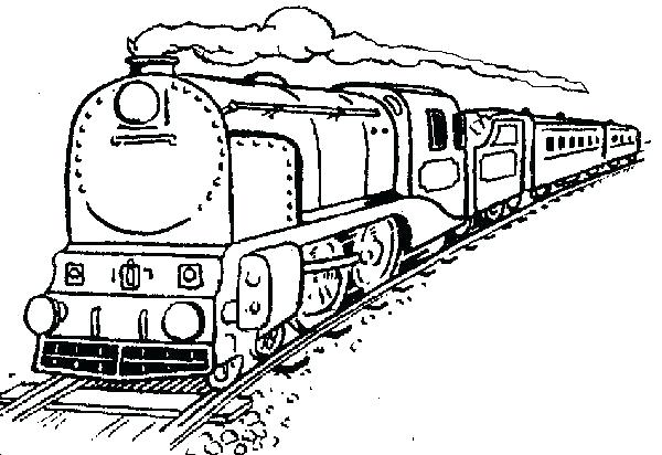 600x412 Coloring Pages Trains Codetracer.co