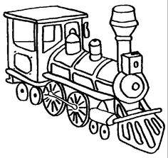 236x223 Caboose Train Car Coloring Page Art Lessons Cars