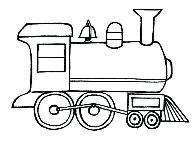 650x476 Mechanic Coloring Pages Train Coloring Coloring Pages For Kids