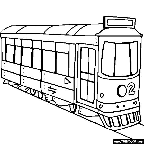 560x560 9 Best Trains And Trams Images On Coloring Books