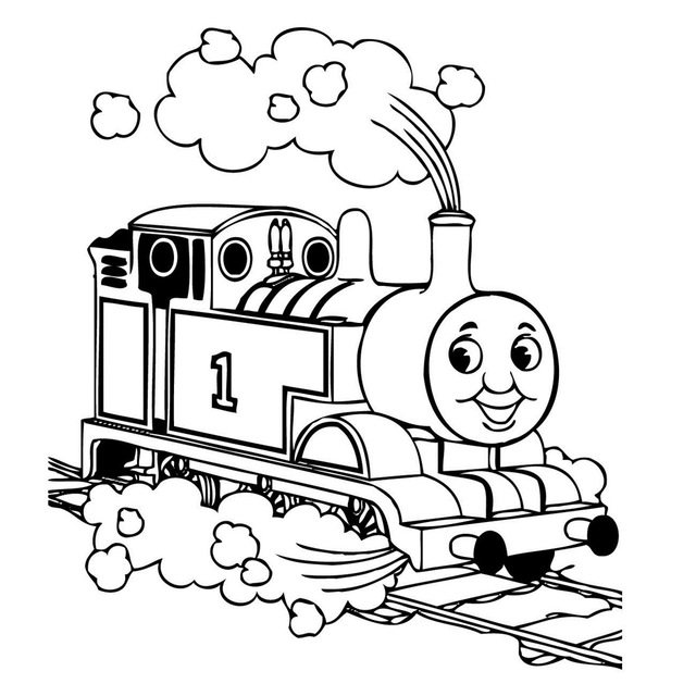 Tricky Fun Brainteaser Sodor Railway Old Steam Locomotive Thomas The