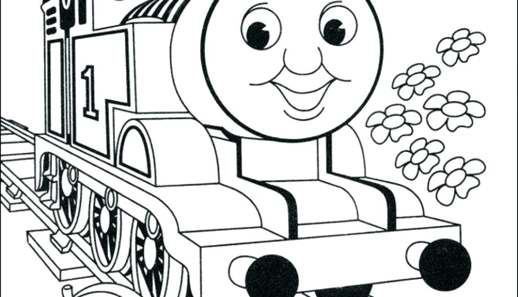 1060x608 Thomas Train Coloring Page Best The Train Coloring Pages Image