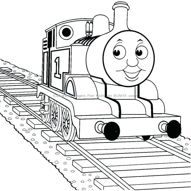 618x619 Thomas The Tank Coloring Pages Synthesis.site