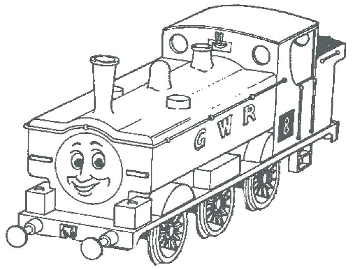 700x536 Thomas The Tank Engine Coloring Pages Online Train Free Printable