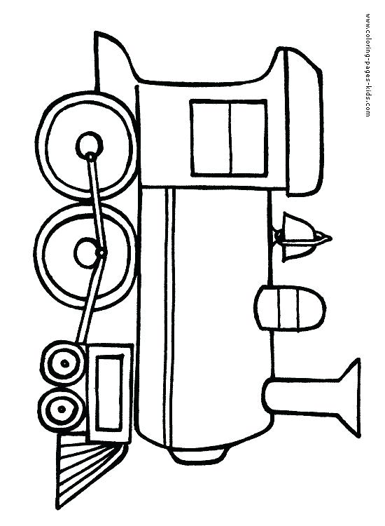 550x750 Train Coloring Book Coloring Pages The Train Coloring Book Big