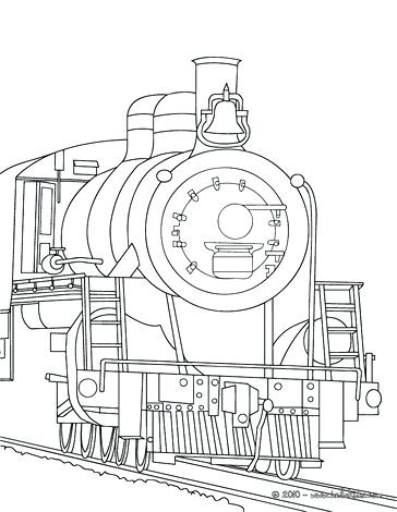 364x470 Steam Engine Coloring Pages Locomotive Coloring Pages Steam