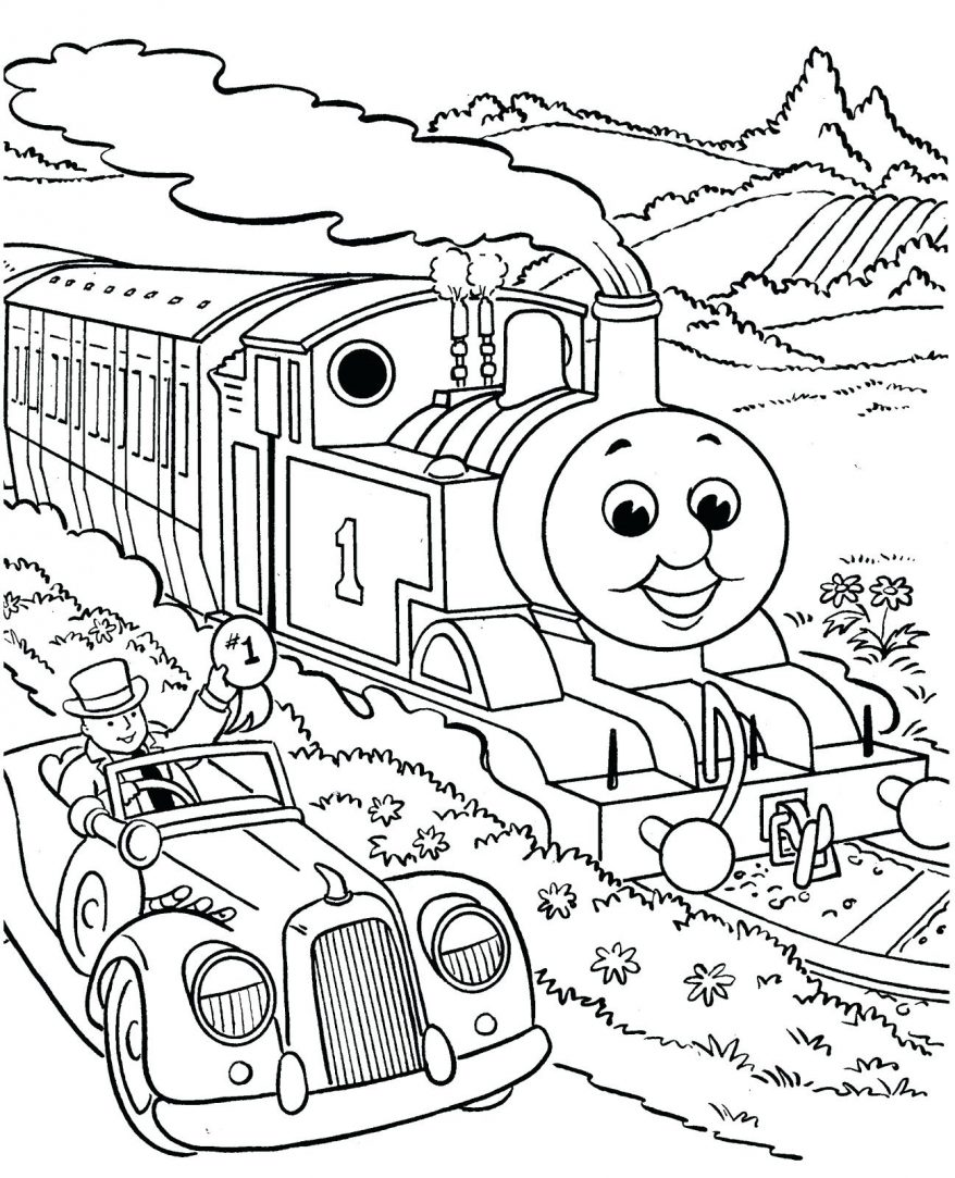 878x1083 Luxury Train Coloring Pages In Line Drawings With 111 Inspiring