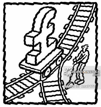 400x425 Train Tracks Cartoons And Comics