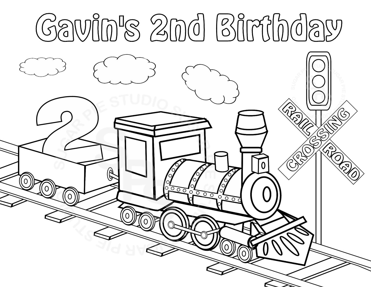 1500x1159 Nice Looking Train Coloring Pages Impressive Design Ideas Choo