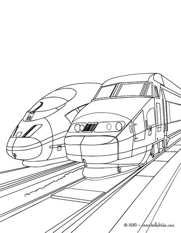 364x470 Coloring Page Of A Train Train Coloring Pages Com Train Station