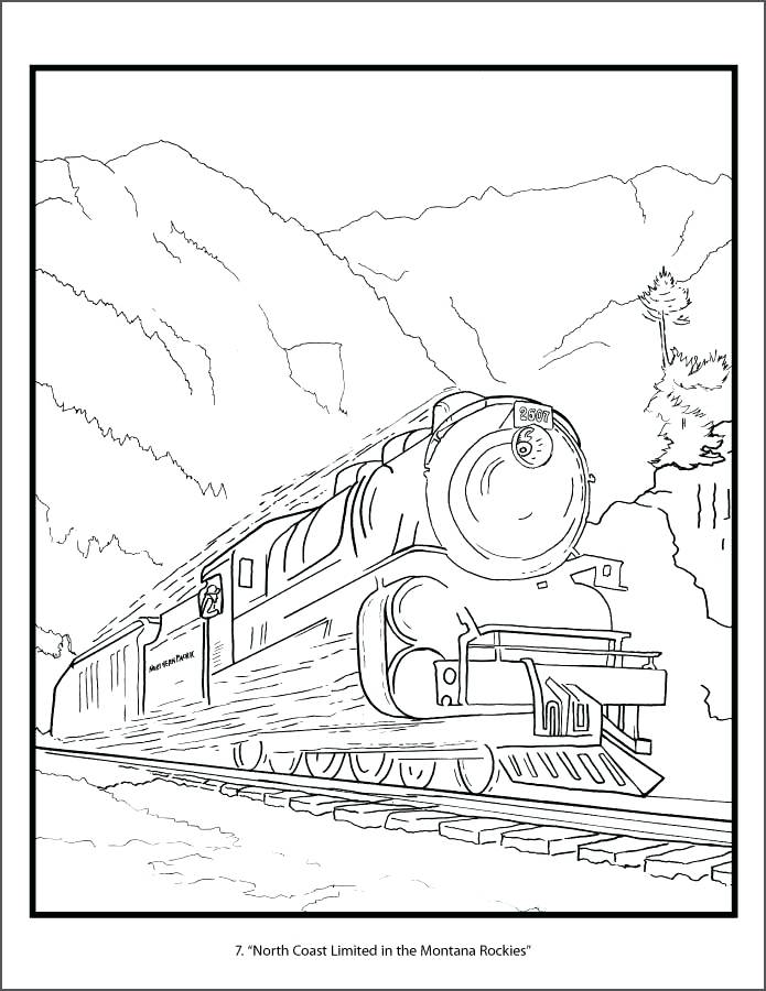 Train Tracks Drawing at GetDrawings.com | Free for personal use ...