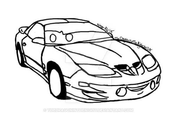 600x450 2002 Pontiac Trans Am Ws6 Request By Thedragoninthenight