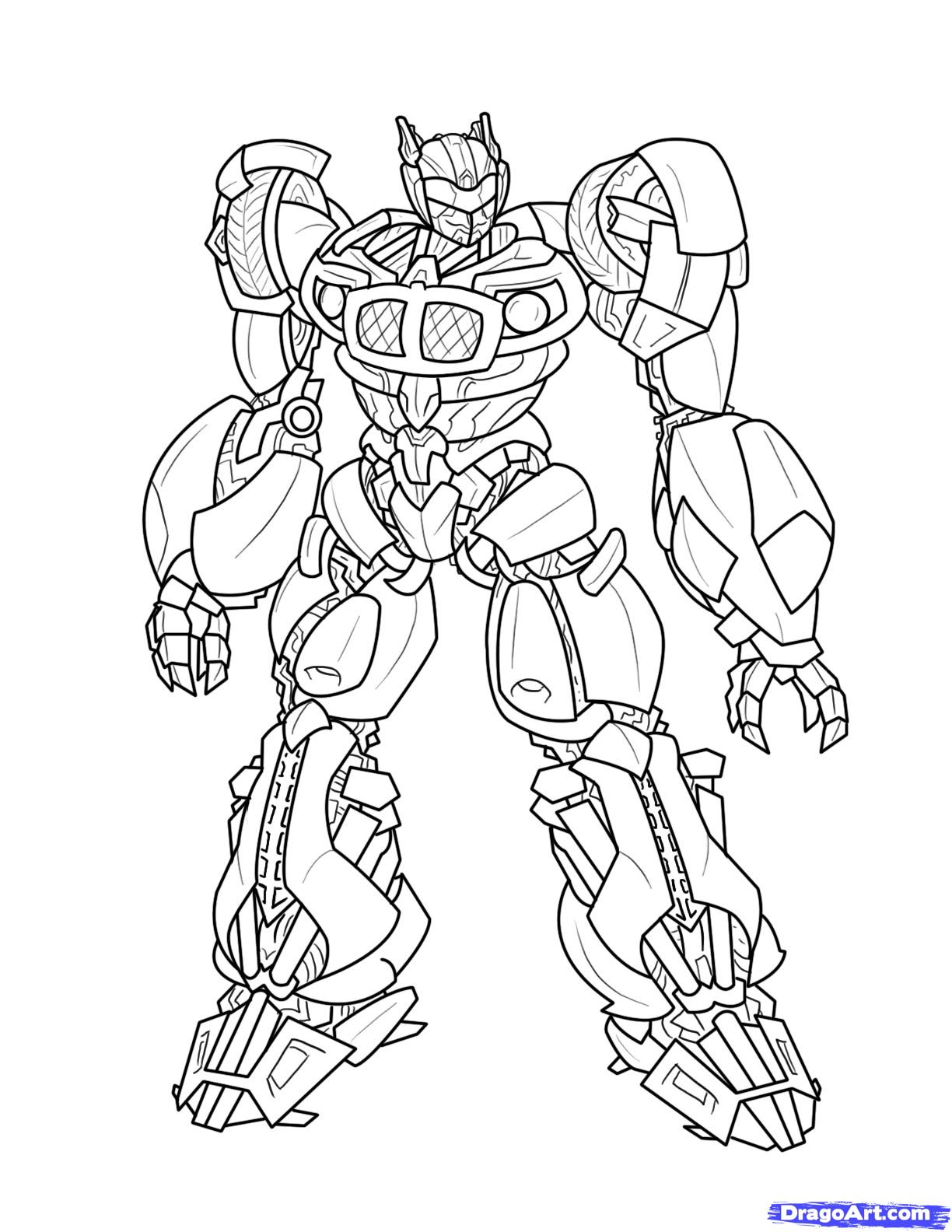 1224x1584 How To Draw Jazz, Transformers Step 24 How To Draw