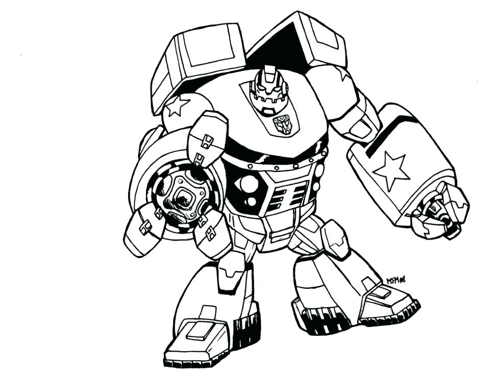970x729 This Is Optimus Prime Coloring Page Images Transformers Prime