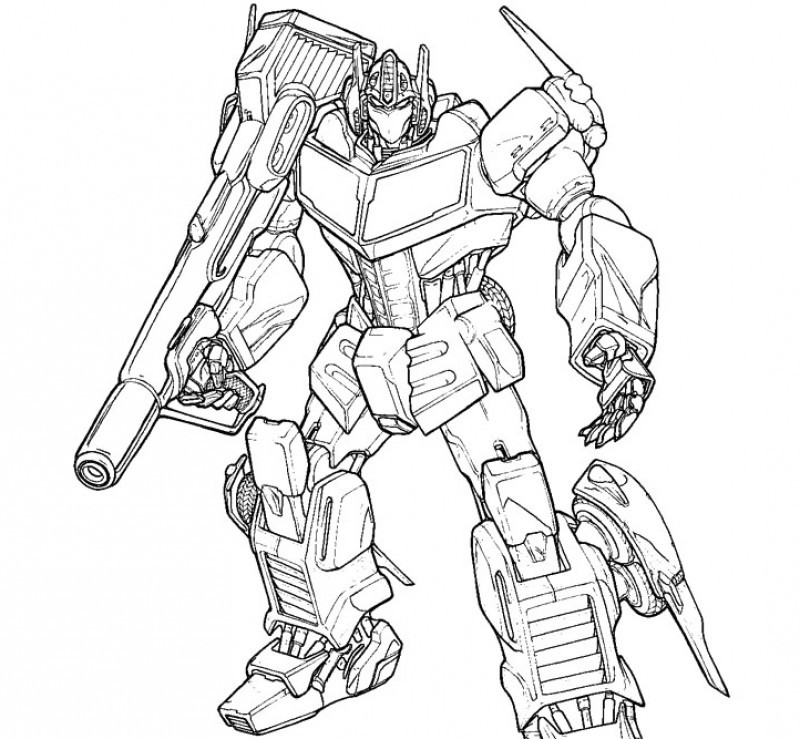 800x739 Mesmerizing Optimus Prime Coloring Pages 38 For Your Line Drawings