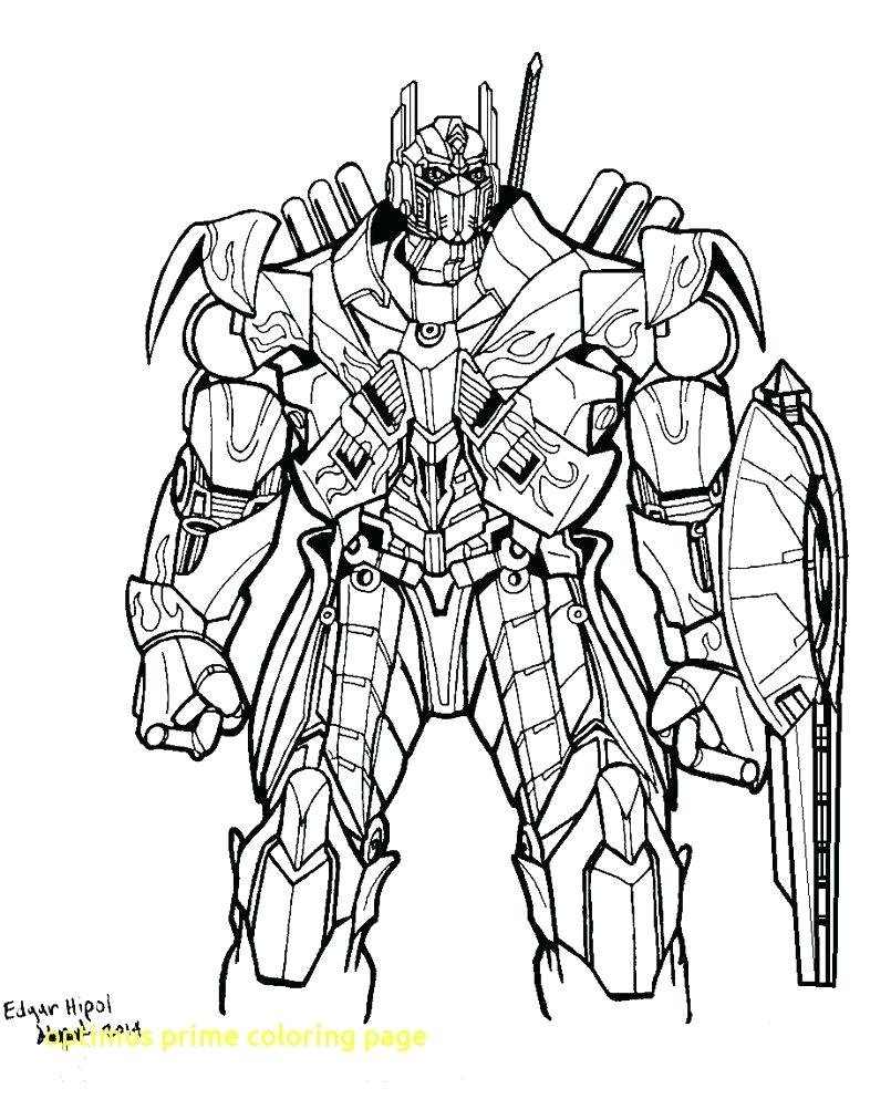 Transformers 4 drawing at free for for Transformers 4 coloring pages