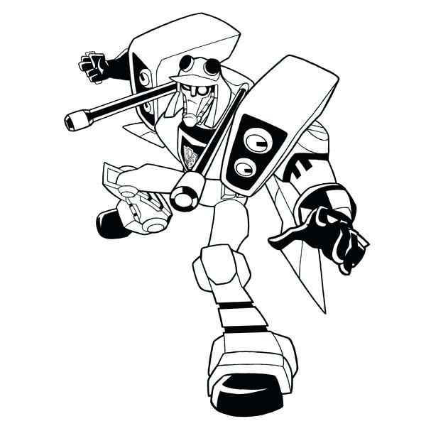 600x600 Animated Coloring Pages Page Transformers