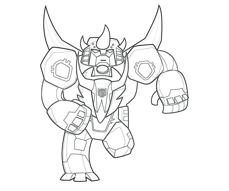 Transformers Cartoon Drawing At Getdrawings Com Free For Personal