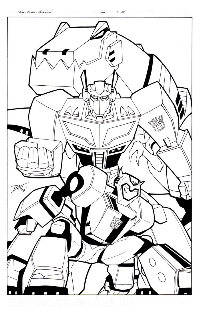 Transformers free online coloring page - Coloring Library | 1114x717