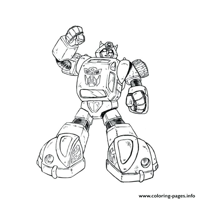 640x640 Best Transformers Coloring Pages To Print Drawing Minion