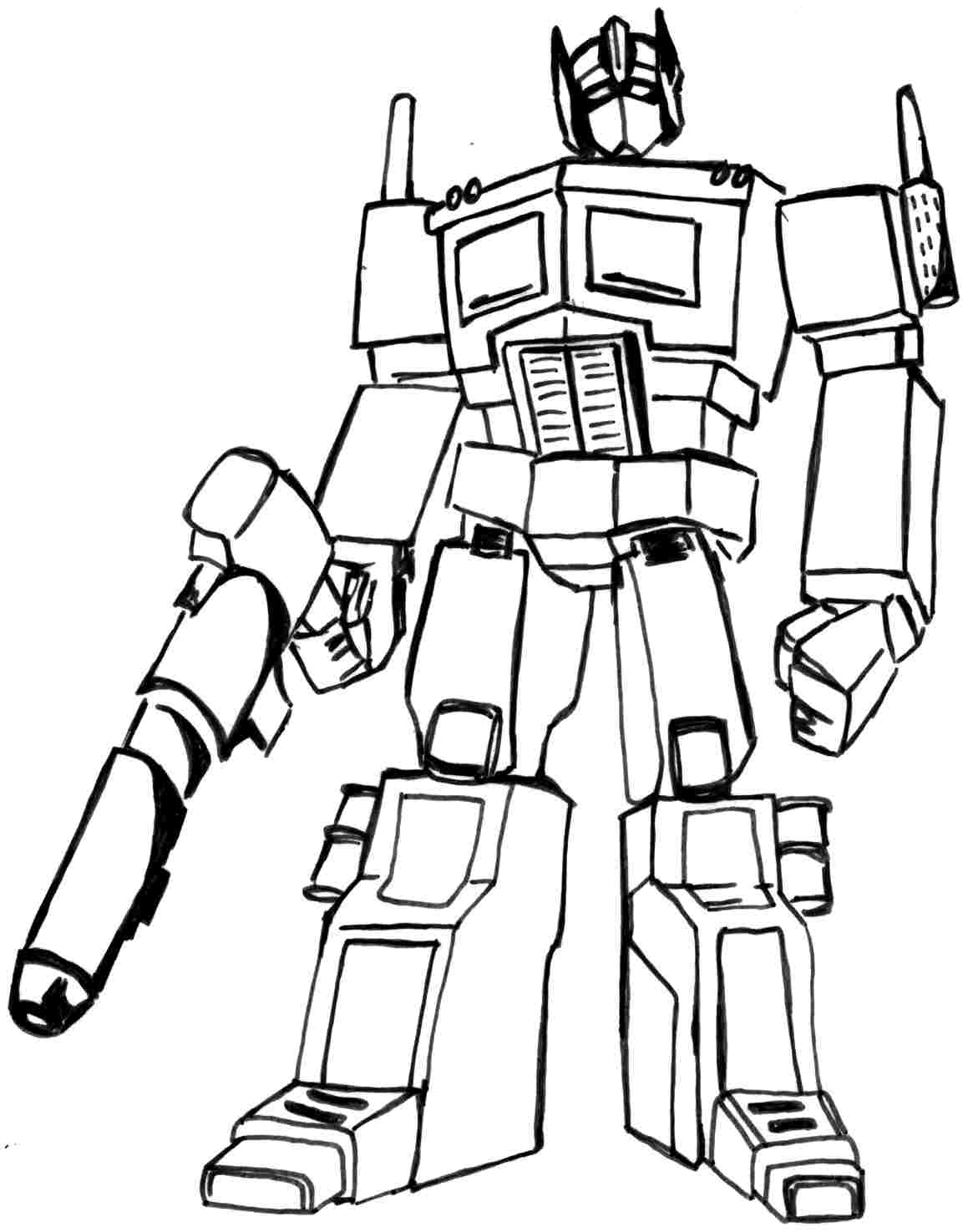 1159x1475 Coloring Pages Transformers Printable For Good Page Draw