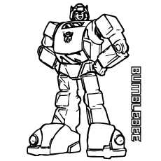 230x230 Top 20 Free Printable Transformers Coloring Pages Online