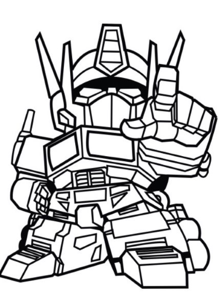 428x580 How To Draw Transformers