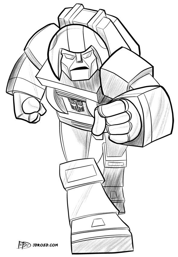 590x851 Drawing For Myself Brawn Comics Are Great!