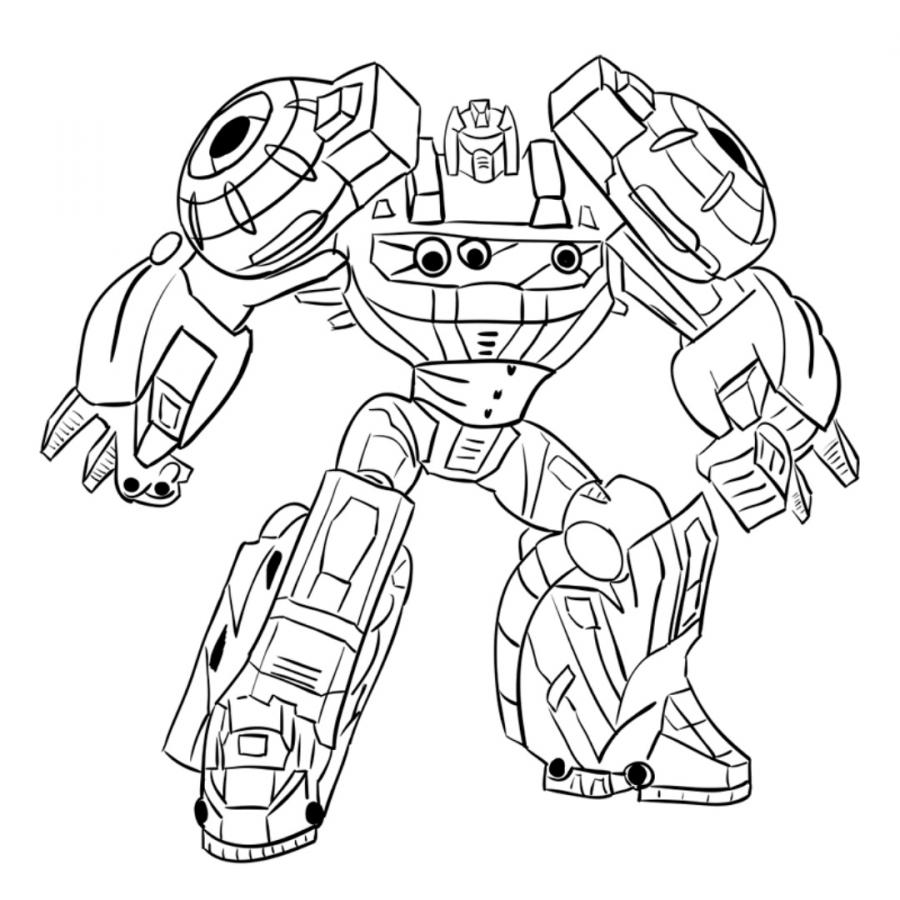 900x900 How To Draw Galvatron's Transformer Step By Step